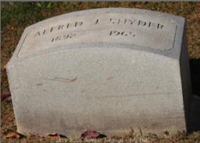Alfred James Snyder
