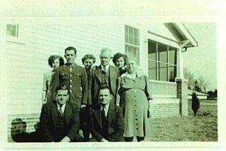 A photo of Mary Florine ( Grandmother) Bradshaw