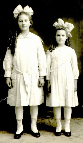 Laura and Marjorie Griffith