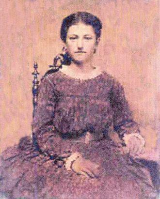 Lenora Hilliard 1865