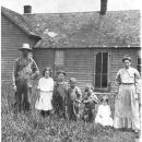 Willie Jackson Sowers' Family