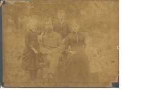 Harry North Family - England