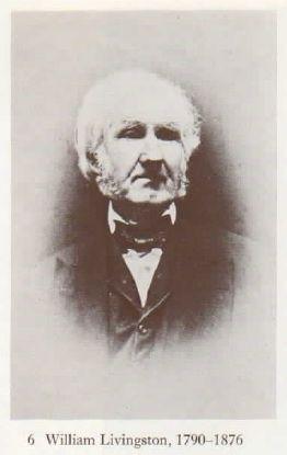 William Livingston 1790 - 1876