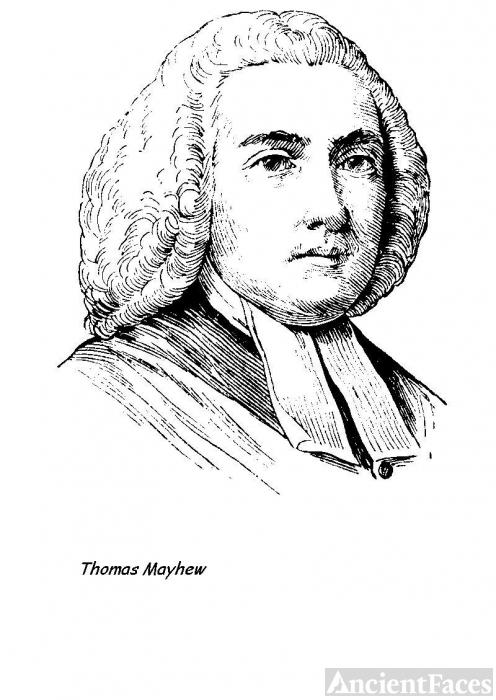 Thomas Mayhew, Governor