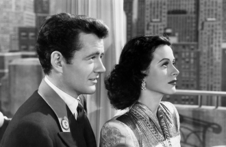 Robert Walker Sr. and Hedy Lamarr.
