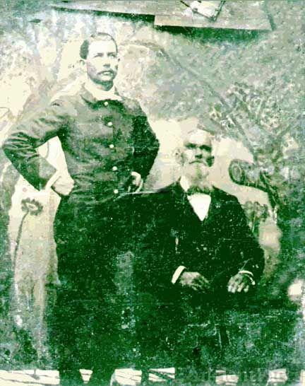John Lee and Stephen Francis