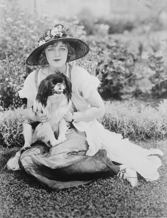 Mildred Davis - Silent Film