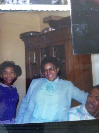 Joe W Gaston family
