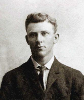 "A photo of John Knoble ""Jack"" Miller"