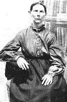 Civil War Soldier's Wife