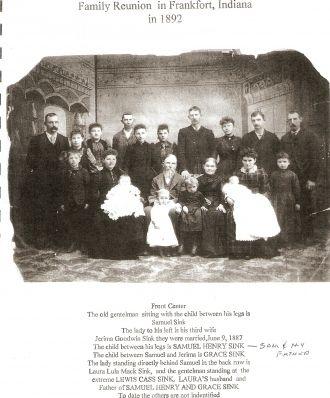 Sam Sink Family