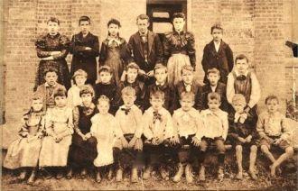Splinter School 1895, Indiana