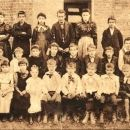Splinter School 1895, Indiana