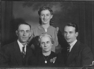 Ray McDorman Family