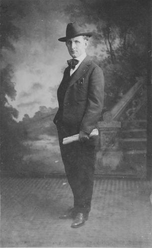 Gustave Henry Garrett