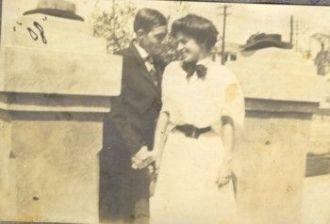 Margaret Stafford and Harry Littlejohn