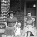 Etta Mae Cain Criswell & Irene Criswell