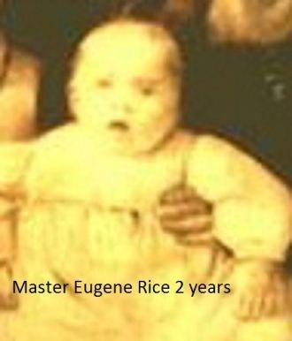 Eugene Rice Ireland 1912