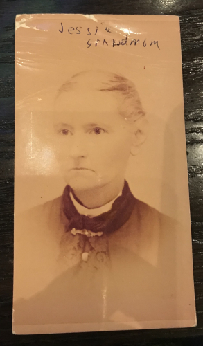 Davis Family:  my ancestor