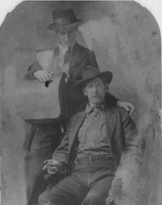 A photo of James Preston Jennings