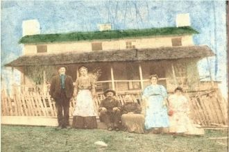 Hendrick or Duckett Home