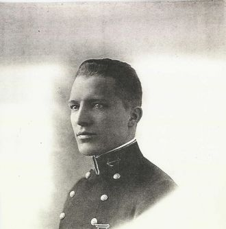 Albert Sigel Marley Jr., USNA Midshipman