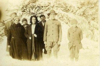 Blackwell Ok. Xmas, 1918