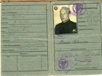 Bruno Swirin ( Bronius Švirinas ), Lithuania 1941
