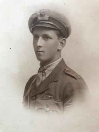 A photo of Herbert Gifford Sawyer