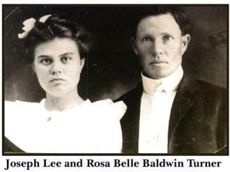Rosa Belle (Baldwin) Turner