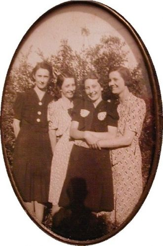 Moreland Sisters ca. 1933