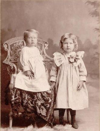Dewey Clinton and Mary Elizabeth Vennink