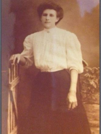 A photo of Mary Margrette Laravie
