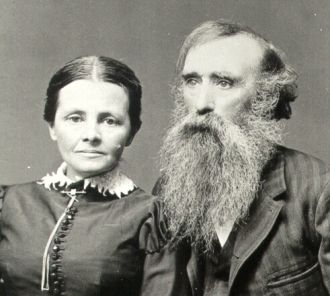 Gates ORR and Mary Jane (BEST) ORR