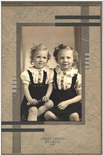 Sisters?