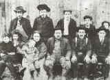 William H. Caudill and family