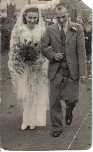 Hartley Croft & daughter Alma Croft