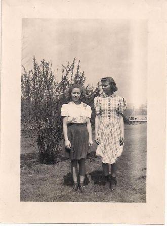 Esther & Helen Martz