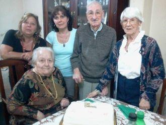 Blanca Lila Ferrier de Greco Birthday