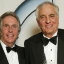 Garry Marshall and Henry Winkler