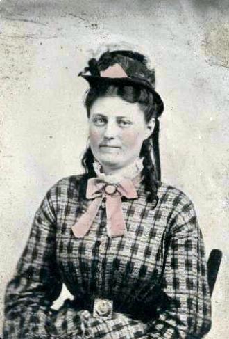 Mrs. Thompson (nee Grubbs)