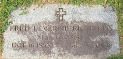 Fred Leverne Richards