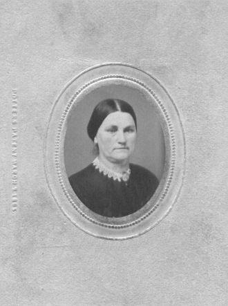 Eliza Kimball, 1863 Kansas