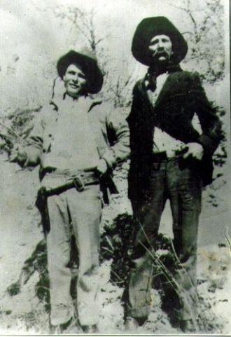 Horace and Albert Blalock