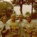 Mae McClurg, Geneva Robinson, Katherine Pierce, Myrtle Riggs