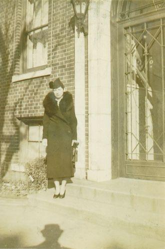 Ethel Martin, 1938