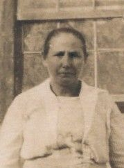 Mirrila 'Millie' (Collins) Louthan, Nebraska 1920