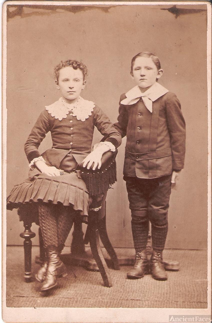 Anna Elizabeth & William Dieterlen