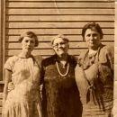 Retta Whiting, Dorothy Beck, Ada Plunkett 1933