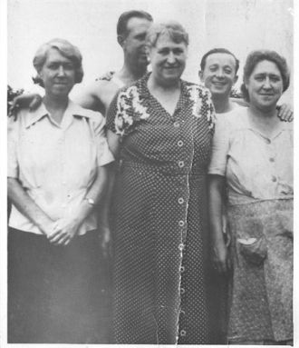 Frances Sekora Hermann Family